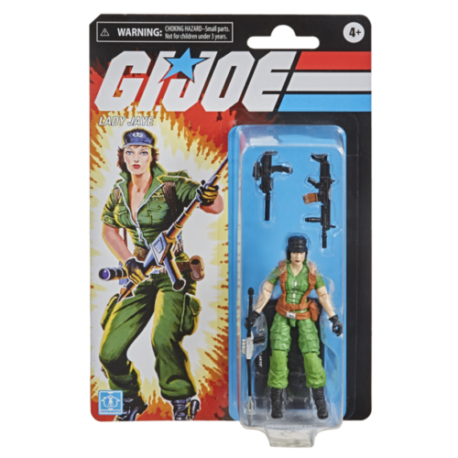 Figura Duke Retro Gi Joe