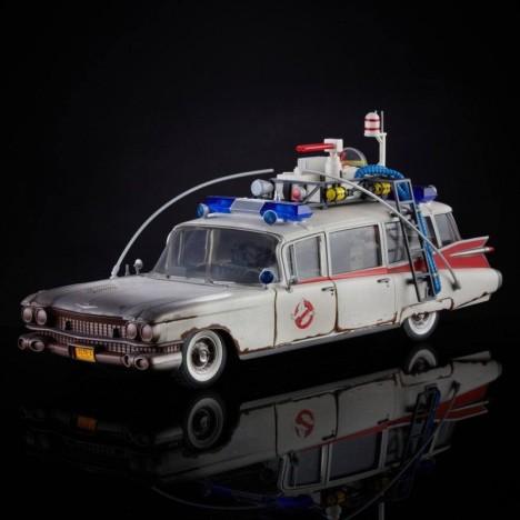 Réplica Ecto-1 Ecto1 Classic Kenner Cazafantasmas Ghostbusters