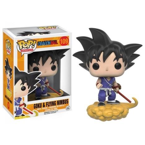 Figura Son Goku Pop Dragon ball z Pop Vinyl Funko