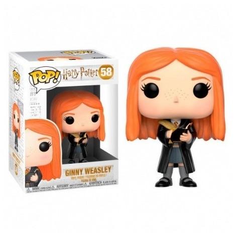 Ginny Weasley N46 Harry Potter Funko Pop