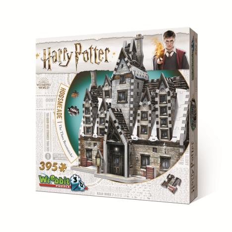 Puzzle 3d autobús Noctámbulo 280 piezas Harry Potter