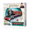 Puzzle 3D Harry Potter Tren Hogwarts Express 460 piezas Harry Potter