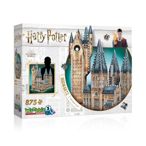 Puzzle 3D Harry Potter Tren Hogwarts Express 460 piezas Harry Potter