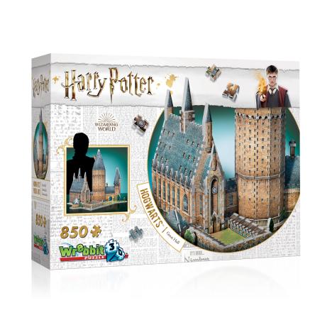 Puzzle 3D Harry Potter Torre Astronomía Hogwarts 875 piezas Harry Potter