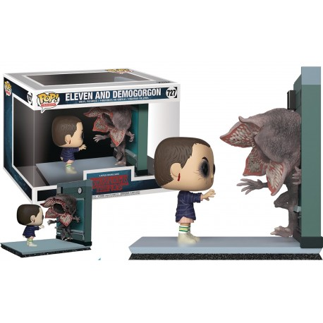 Figura Eleven Elevn at dance baile Stranger Things Pop Vinyl Funko