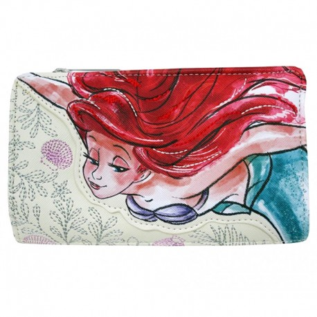 Cartera Sirenita Little Mermaid Loungefly Ariel
