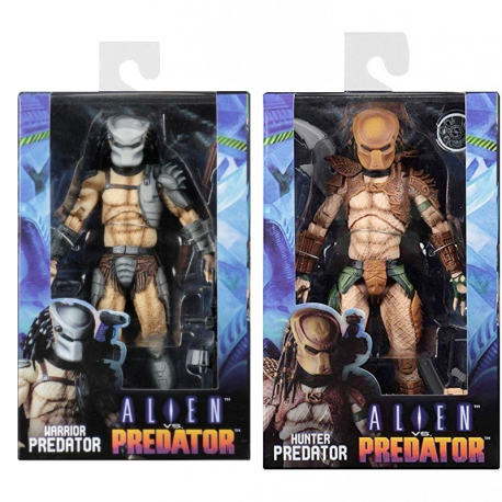 Warrior Predator Neca Alien Vs Predator arcade