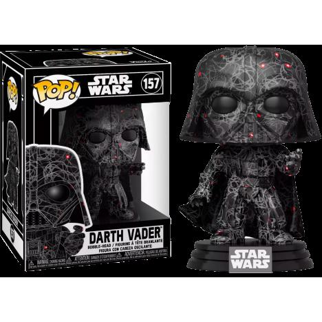 Darth Vader y snowtrooper Echo Base Exclusivo Pop Vinyl Funko Star Wars