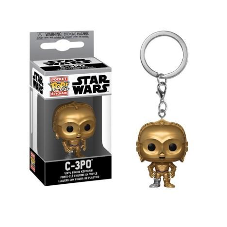 Llavero Boba Fett Star Wars funko Pop funko keychain