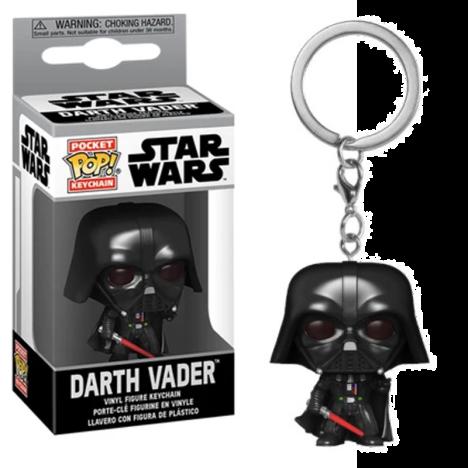 Llavero Leia Star Wars funko Pop funko keychain