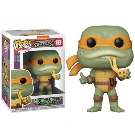 Donatello Tortugas Ninja Turtles 17 Pop Vinyl Funko