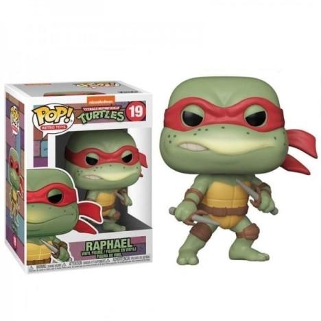 Michelangelo Tortugas Ninja Turtles 18 Pop Vinyl Funko