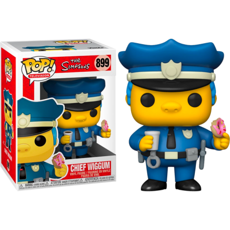 Itchy Pica Funko Pop 903 Simpsons