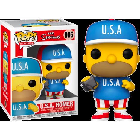 Duffman 902 Simpsons Funko Pop