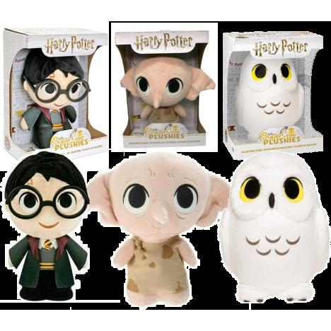 Peluche Hedwig Harry Potter Funko Supercute Plushies en caja