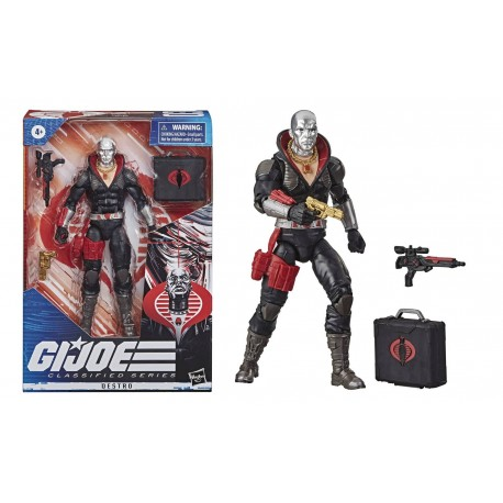 Figura REd Ninja Gi Joe GIJoe Classified Series