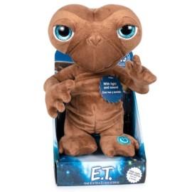 Peluche ET el extraterrestre 25 cm luz y sonido e.t. extra terrestre extraterrestrial plush