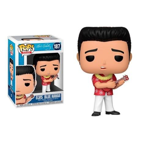 Elvis Jailhouse Rock Funko Pop 186
