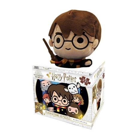 Puzzle 3D Harry Potter Gran Salón Hogwarts 840 piezas Harry Potter