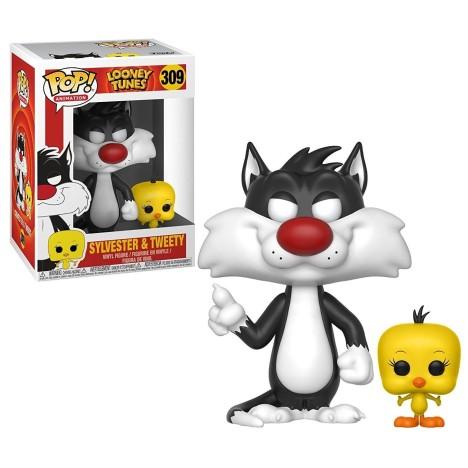 Figura Bugs Bunny Looney Toones Warner Funko Pop