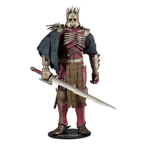 Figura Geralt Rivia DArk HOrse Witcher 18cm