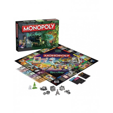 Cazafantasmas Monopoly Ghostbusters