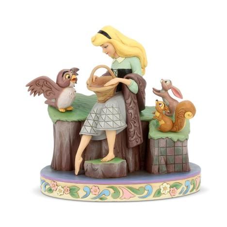 Diorama Jack Skellington Sally Pesadilla antes de Navidad