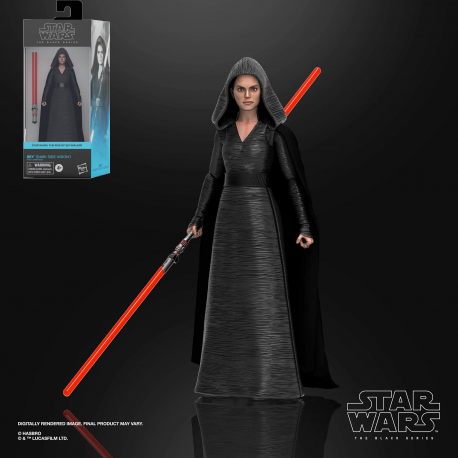 Conde Dooku count Black Series Star Wars