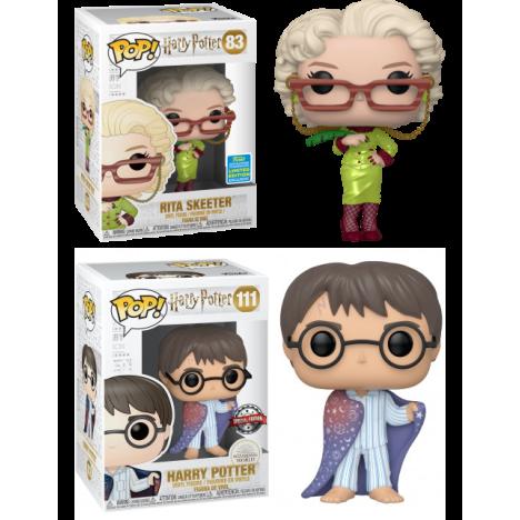 Rita Skeeter Harry Potter Funko Pop 83 ver fotos