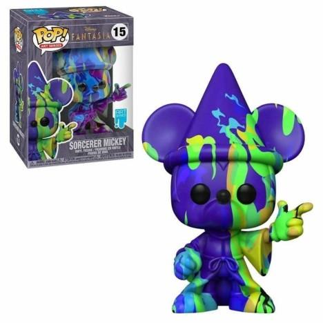 Mickey Artist Series Disney Pop Funko 14