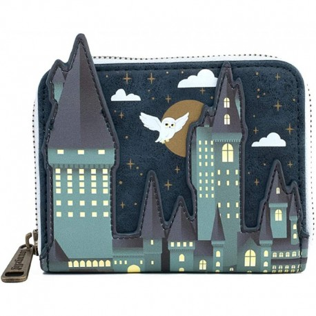Harry Potter Mochila Hogwarts Loungefly