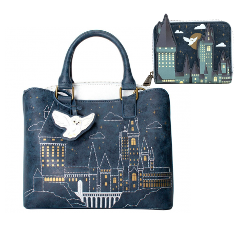 Harry Potter Bolso Mano Hogwarts Loungefly