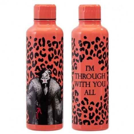 Botella Metal Malefica Maleficent Villanas villains