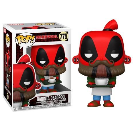Deadpool Funko Pop Holiday christmas navidades