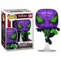 Miles Morales Purple Reign suit Funko pop 839