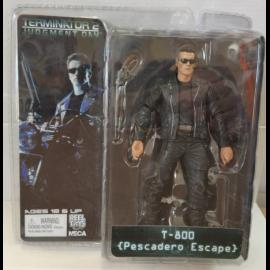 Figura Terminator Pescadero Escape 18cm T-800