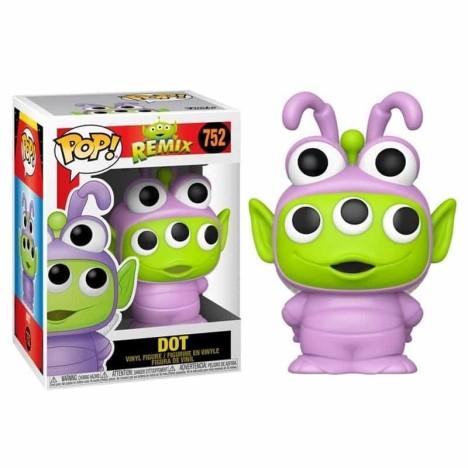Roz Alien REmix Toy story 763 Disney Pop Funko