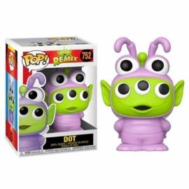 Dot Alien REmix Toy story 752 Disney Pop Funko