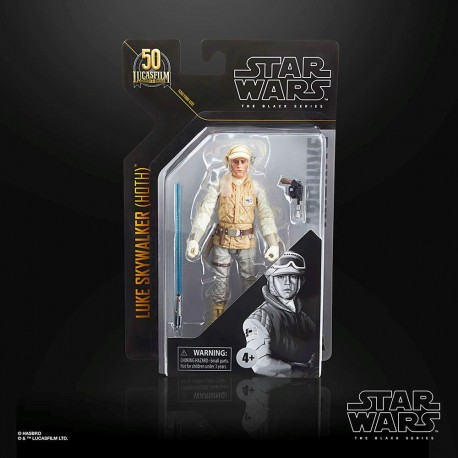 Han Solo Hoth Greatest Hits Black Series Star Wars