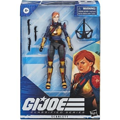 Figura Roadblock Gi Joe GIJoe Classified Series