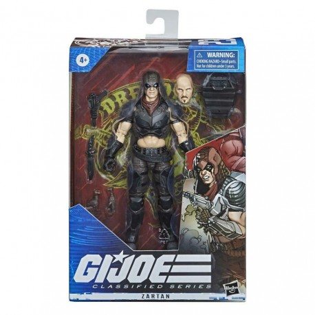 Figura Flint Gi Joe GIJoe Classified Series