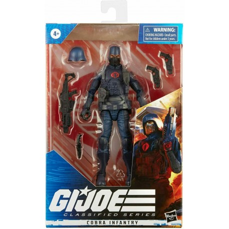 Figura Zartan Gi Joe GIJoe Classified Series