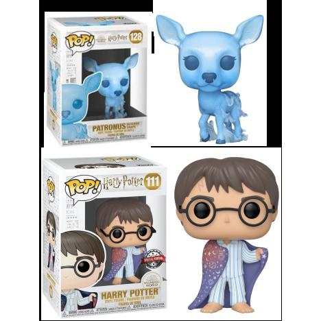Patronus Severus Snape Harry Potter Funko Pop 128