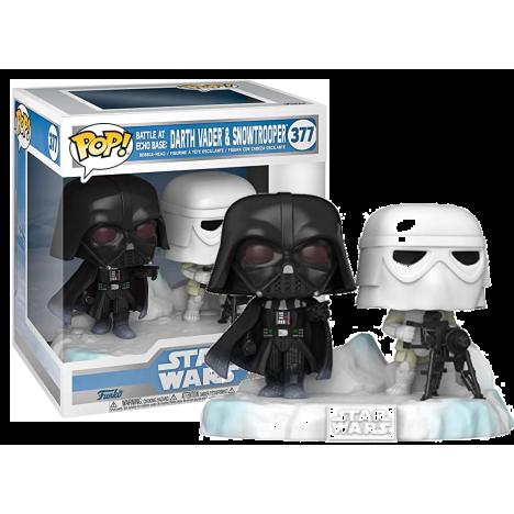 DArth Vader Electrocuted GITD Pop Vinyl Funko Star Wars