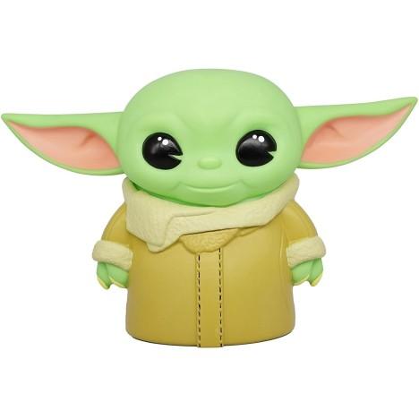 Peluche Baby Yoda Grogu Child Mandalorian Star Wars transformable cuna