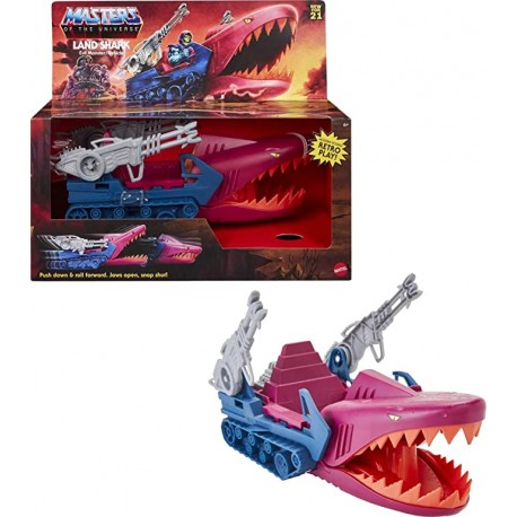 LAnd shark Masters Universo Origins