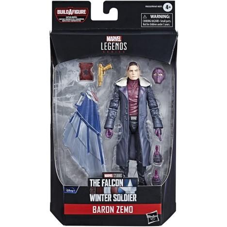 Sam Wilson Capitán America Falcon Soldado Invierno figura Marvel Legends