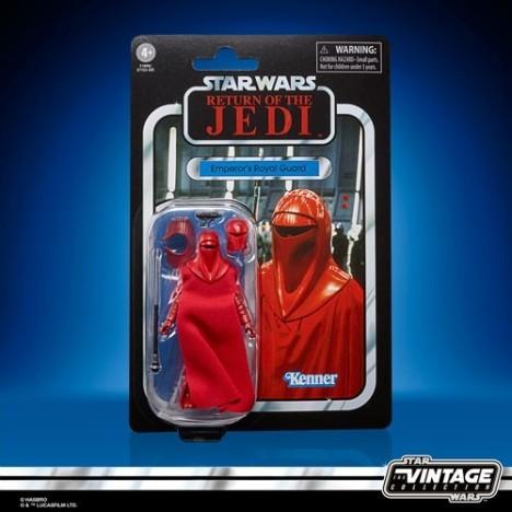 Star Wars vintage Collection 10cm Han Solo Endor Return Jedi