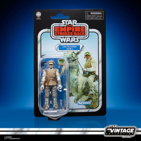 Star Wars vintage Collection 10cm Admiral Almirante Ackbar Endor Return Jedi