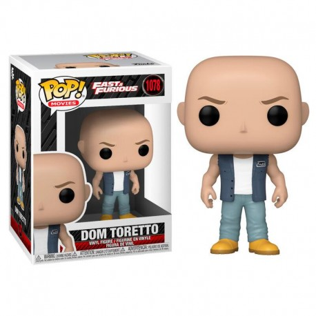 Hobbs and Shaw Shaw Fast Furious 920 Funko Pop
